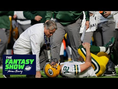 With Aaron Rodgers out, now what? | The Fantasy Show | ESPN