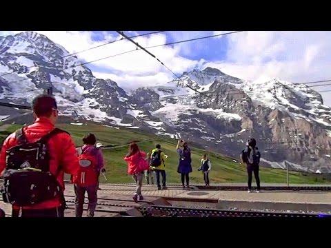 少女峰鐵道客來雪德  Jungfrau Railway (Switzerland)