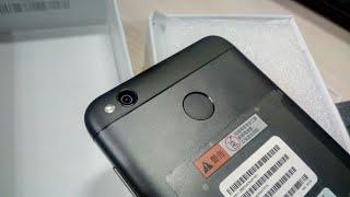 Распаковка Xiaomi Redmi 4X 64GB