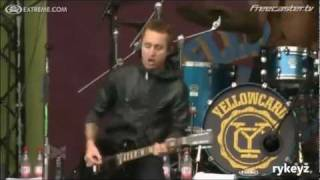 2. Way Away (Yellowcard live in Germany HD)