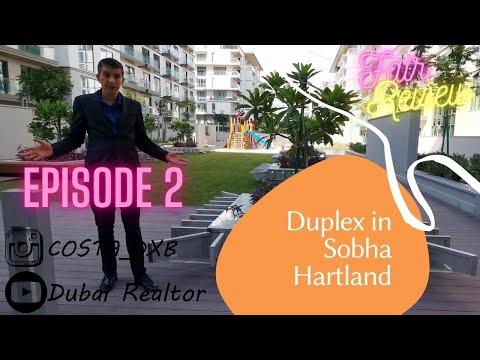 Fair review of Duplex apartment in Sobha Hartland MBR Dubai