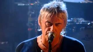 Paul Weller- butterfly collector /echoes round the sun live live!!!!!