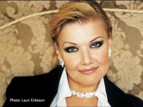 Karita Mattila - Vilja Lied (Die Lustige Witwe)