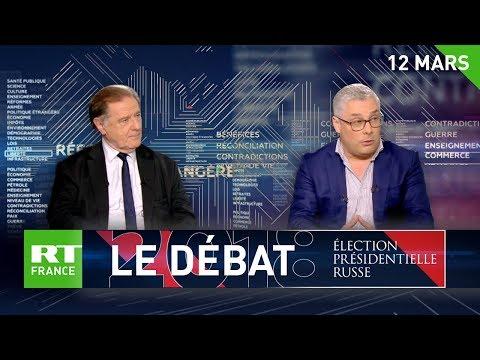 Le présidentielle russe 2018 décryptée  - 12 mars, Claude Blanchemaison et Emmanuel Dupuy