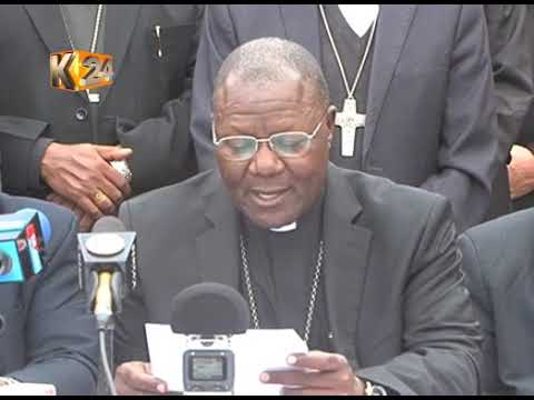 Clergy laud Kenyans for maintaining peace during and after polls