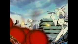 toonami Robotech intro 3 from giant robote week