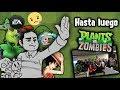 Cositas de Plants vs. Zombies