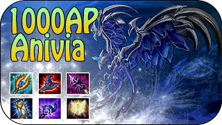 1000+ AP Anivia - Ein unterschätzter Mid Laner