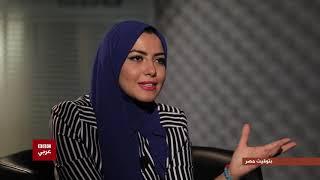 بتوقيت مصر : لقاء مع المطربة لميا خطاب إحدى المواهب المصرية