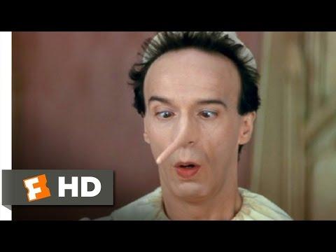 Pinocchio (4/10) Movie CLIP - Growing Nose (2002) HD