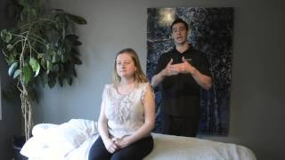 stretch your ql with massage therapy