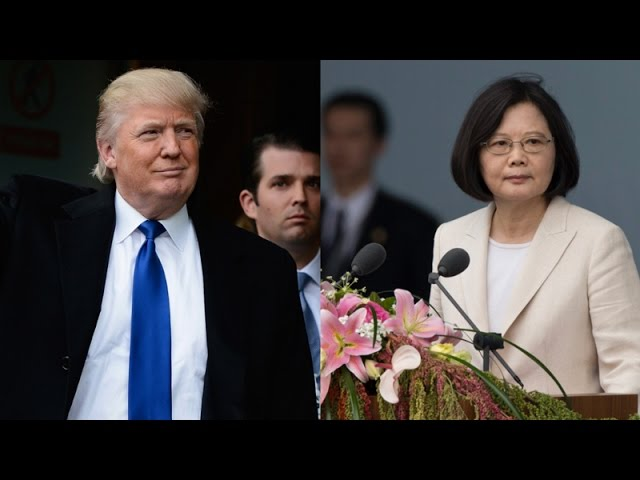 Understanding Trump's Phone Call With Taiwan