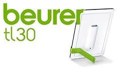 Unboxing - Beurer TL30 bright light