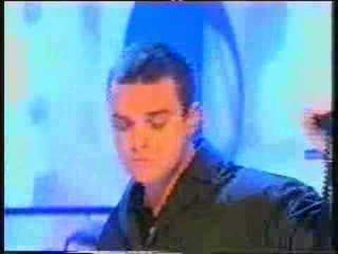Robbie Williams-No Regrets