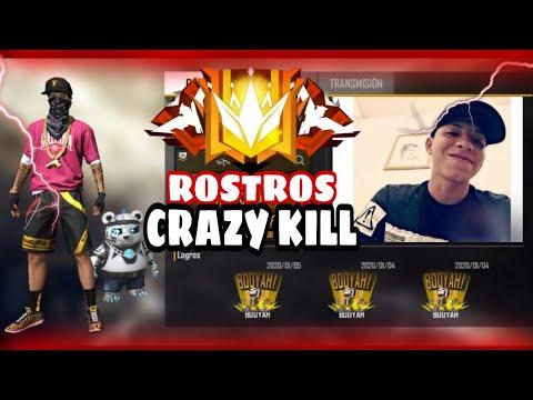 ROSTROS DEL CLAN CRAZY KILL #1