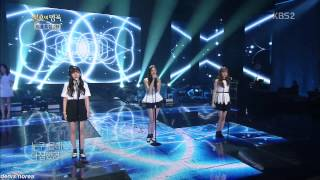 Orange Caramel - What Should I Do - 140712 KBS Immortal Song 2