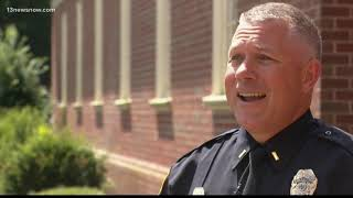 Virginia Beach police respond to Norfolk's lip sync challenge