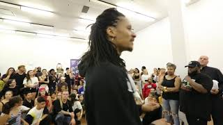 LES TWINS IN MONTREAL | END OF CLASS CYPHER | Shot by Sandy Lee