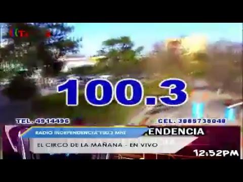 EN VIVO RADIO INDEPENDENCIA 100.3