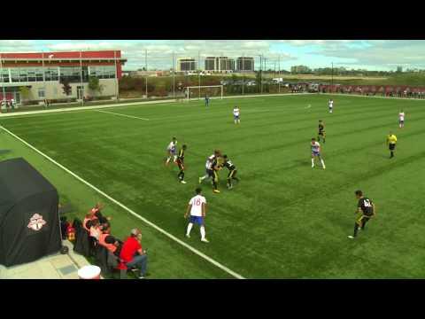 Generation Adidas Cup: Toronto FC v Columbus Crew SC (U-17)