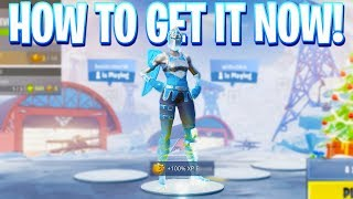 Fortnite FROZEN LEGENDS PACK! GET IT NOW! (How To Get Frozen Legends Pack Now!)