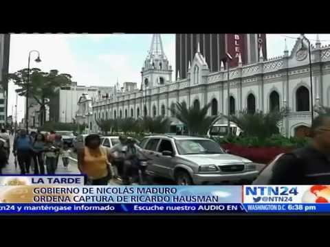 ¿Quién es Ricardo Hausmann?, el hombre al que Maduro ordenó enjuiciar por llamar a la revolución