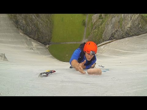 Free Soloing And BASE Jumping From The World's Highest Climbing Wall | Bona Fide, Ep. 3