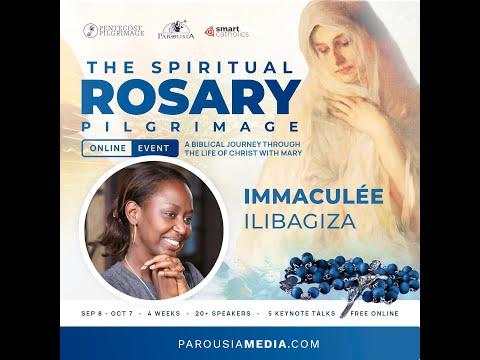 Immaculee Ilibagiza   The Spiritual Rosary Pilgrimage