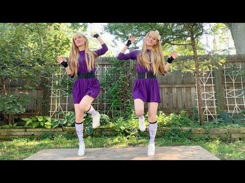 Linus And Lucy (from PEANUTS) - Harp Twins, Camille And Kennerly