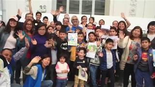 Día Mundial del Refugiado en Perú con Fito Espinosa