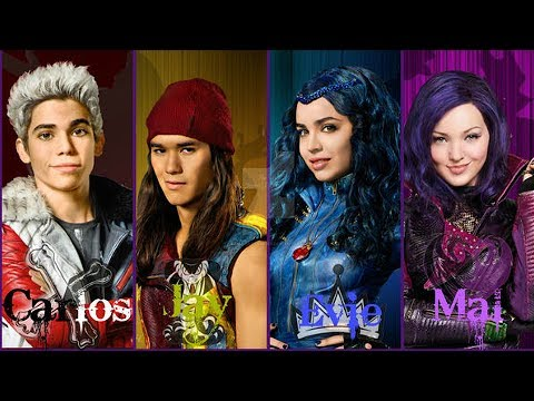 Descendants 2 ★ Real Name And Age