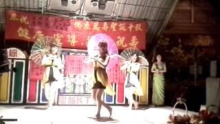 麗惠舞群~花傘舞(望月想愛人) thumbnail