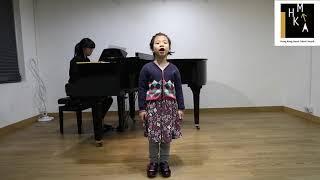 Publication Date: 2020-08-21 | Video Title: 香港卓越音樂家大賽 - 聲樂小學初級組冠軍 - 魏愷臻 Ng