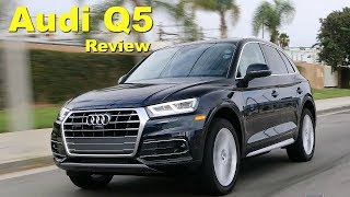 2018 Audi Q5 – Review and Road Test