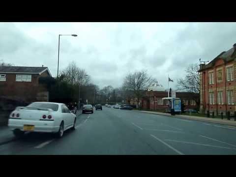 Drive around Farnworth Bolton