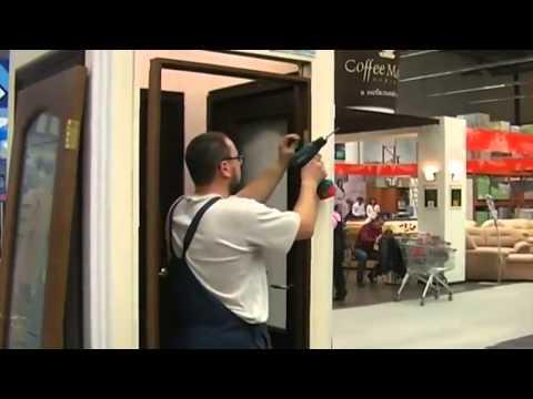 видео: Как установить межкомнатную дверь своими руками