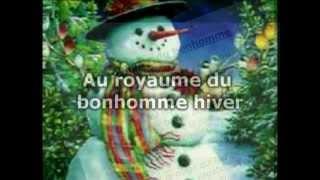 Etienne & Roland Bibeau - Au royaume du bonhomme hiver