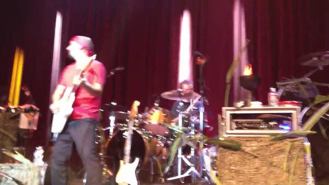 Ozomatli Saturday Night The Fillmore San Francisco CA Dec-8-2012