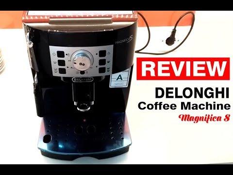 Review Delonghi Magnifica S Coffee Machine