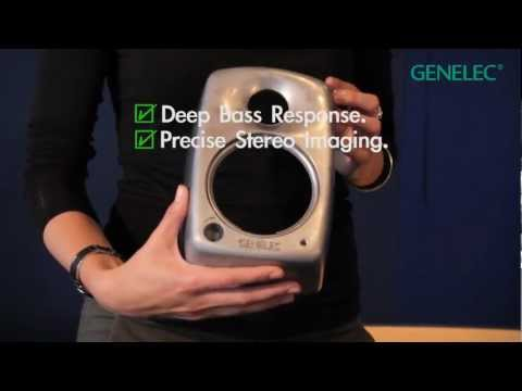 Genelec 8000 Series features (Spanish)