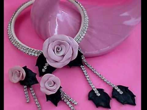 Vintage Costume Jewelry - Rhinestone Crystal Vintage Jewelry Sets