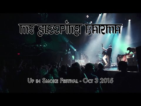 My Sleeping Karma - Prithvi (Up in Smoke Festival 2015)