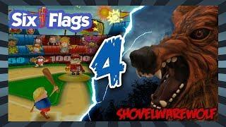 Shovelwarewolf VS Six Flags Fun Park (S1E4)