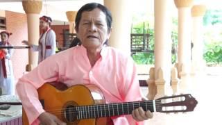 Nghe ghi ta - nhạc Chăm cực chất ở Ninh Thuận