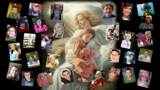 Childhood Cancer Angels (In the Arms of the Angels)