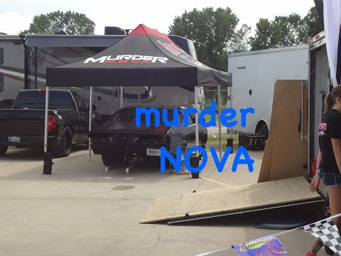 MURDER NOVA at Outlaw ARMAGEDDON 2016