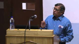 Mr. Swaminathan Gurumurthy on Black Money - IIT-Madras