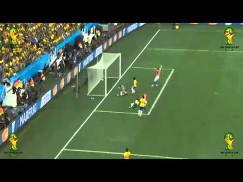 Marcelo Epic OwnGoal ~ Brazil vs Croatia 0-1 - WORLD CUP BRAZIL - 12/06/2014