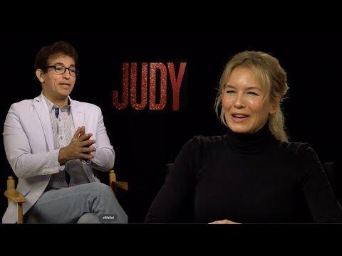 فيلم جودي يتناول العواقب الوخيمة للشهرة والنجومية في هوليوود, التي اسفرت عن وفاة جودي غارلاند  - 20:56-2019 / 10 / 13