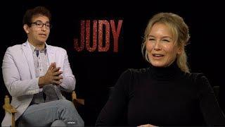فيلم جودي يتناول العواقب الوخيمة للشهرة والنجومية في هوليوود, التي اسفرت عن وفاة جودي غارلاند